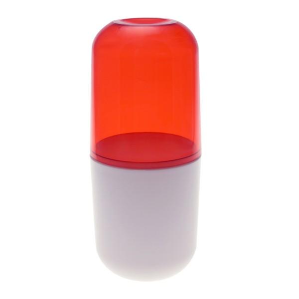 PILL - Porta abatelenguas en forma de cápsula