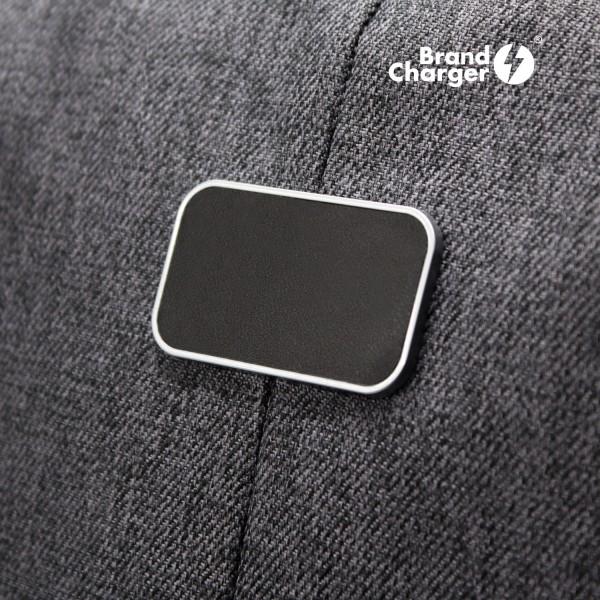 PHANTOM - La auténtica mochila antirrobos. Resistente al agua y con reflectantes para oscuridad y  elementos de segurida