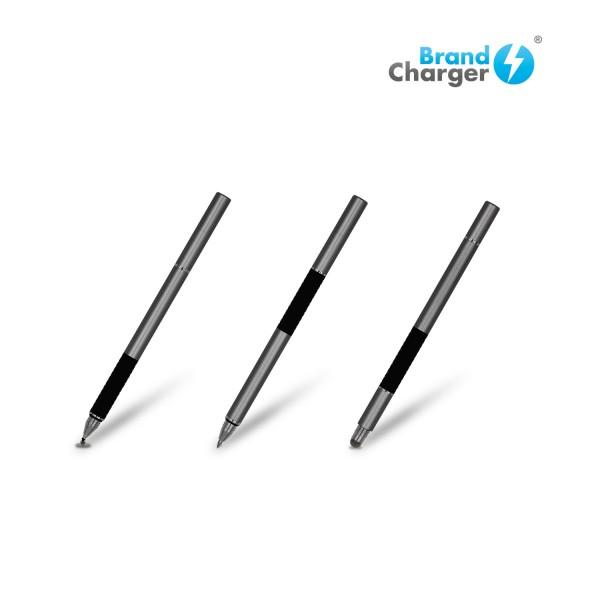 STYLLO - Bolígrafo 3 en 1,  roller, stylus grueso y el novedosos stylus ultra fino. La pluma más poderosa del momento