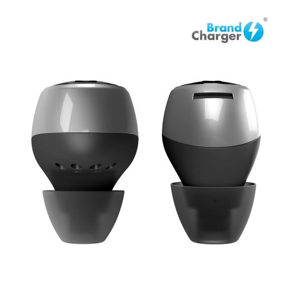 ARIA - Audífonos inalámbricos con conexión bluetooth y Noise reduction, micrófono para llamadas y control remoto