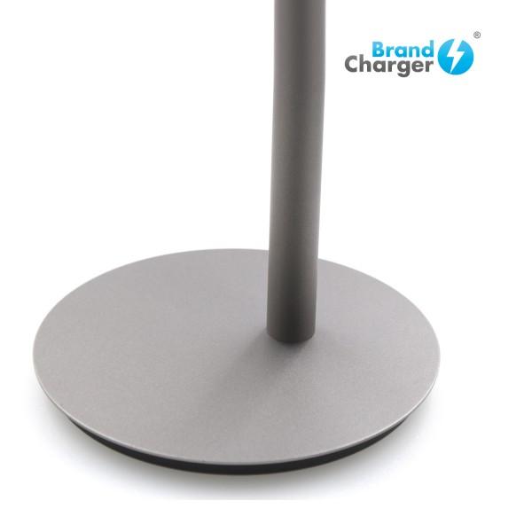 RISE - Base para tablet o celular compatibles con todos los modelos, cuenta con almohadilla de agarre de goma y ángulo d