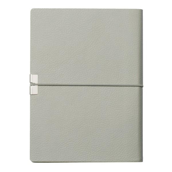STORYLINE LIGHT GREY - Note pad A6 - Hugo Boss - HNM704K
